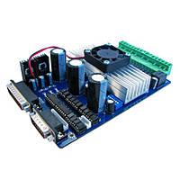 TB6560 3-осевой контроллер шаговых двигателей ЧПУ | код: 10.02611