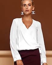Женская блузка на запах (Изабельjd), фото 2