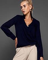 Женская блузка на запах (Изабельjd), фото 3