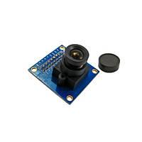 Камера VGA OV7670, SCCB, I2C, IIC, модуль Arduino 2000-02559