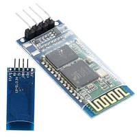 Bluetooth модуль HC-06 4pin RS232 TTL для Arduino | код: 10.02638