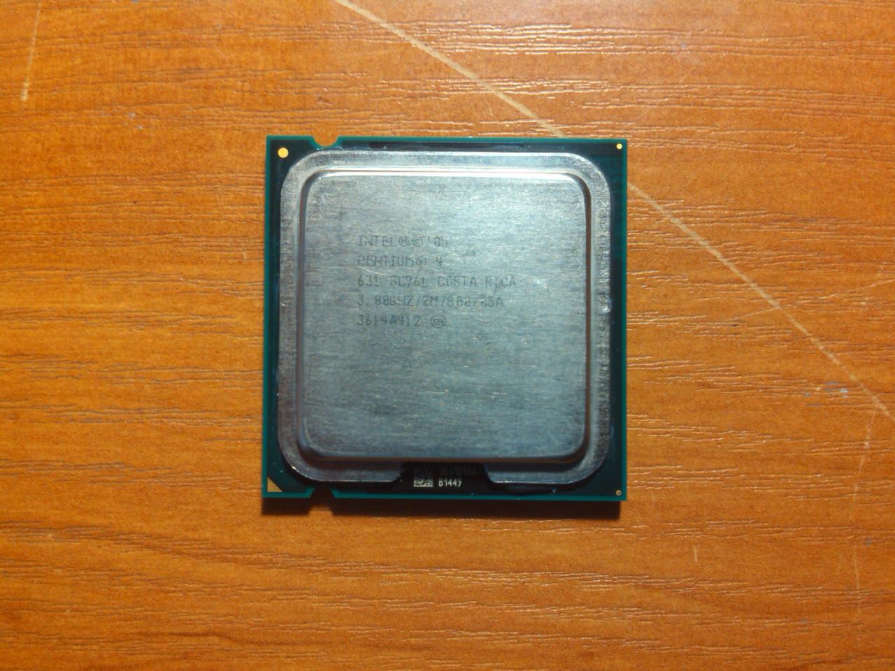 Intel Pentium4 631 Гарантия!
