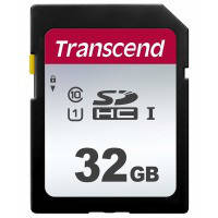 Карта памяти TRANSCEND SDHC 300S 32GB UHS-I U1