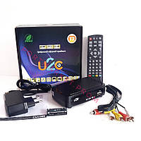Цифровая приставка Т2 Ресивер (Тюнер) Т2 U2C T2 HD, фото 1
