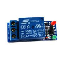 1-канальный модуль реле 12V для Arduino PIC ARM 10.02170