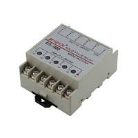 5-канальное твердотельное реле SSR ST5-10DD 10А DC-DC | код: 10.03552