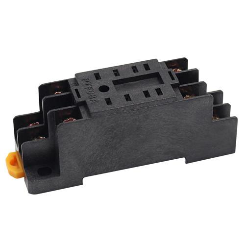 Колодка панелька PYF08A кріплення реле Omron MY2 на DIN-рейку 2000-01726