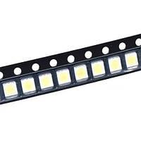 100x 5630 5730 SMD LED 3В 0.5Вт 50-55лм светодиод, теплый белый 2000-02951