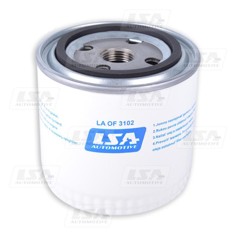 Фільтр масляний для ВАЗ 2101, 2102, 2103, 2104, 2105, 2106, 2107 LSA LA OF 3102