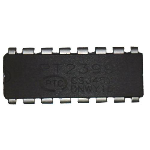 Чип PT2399 DIP16, Аудиопроцессор эхо 2001-03609