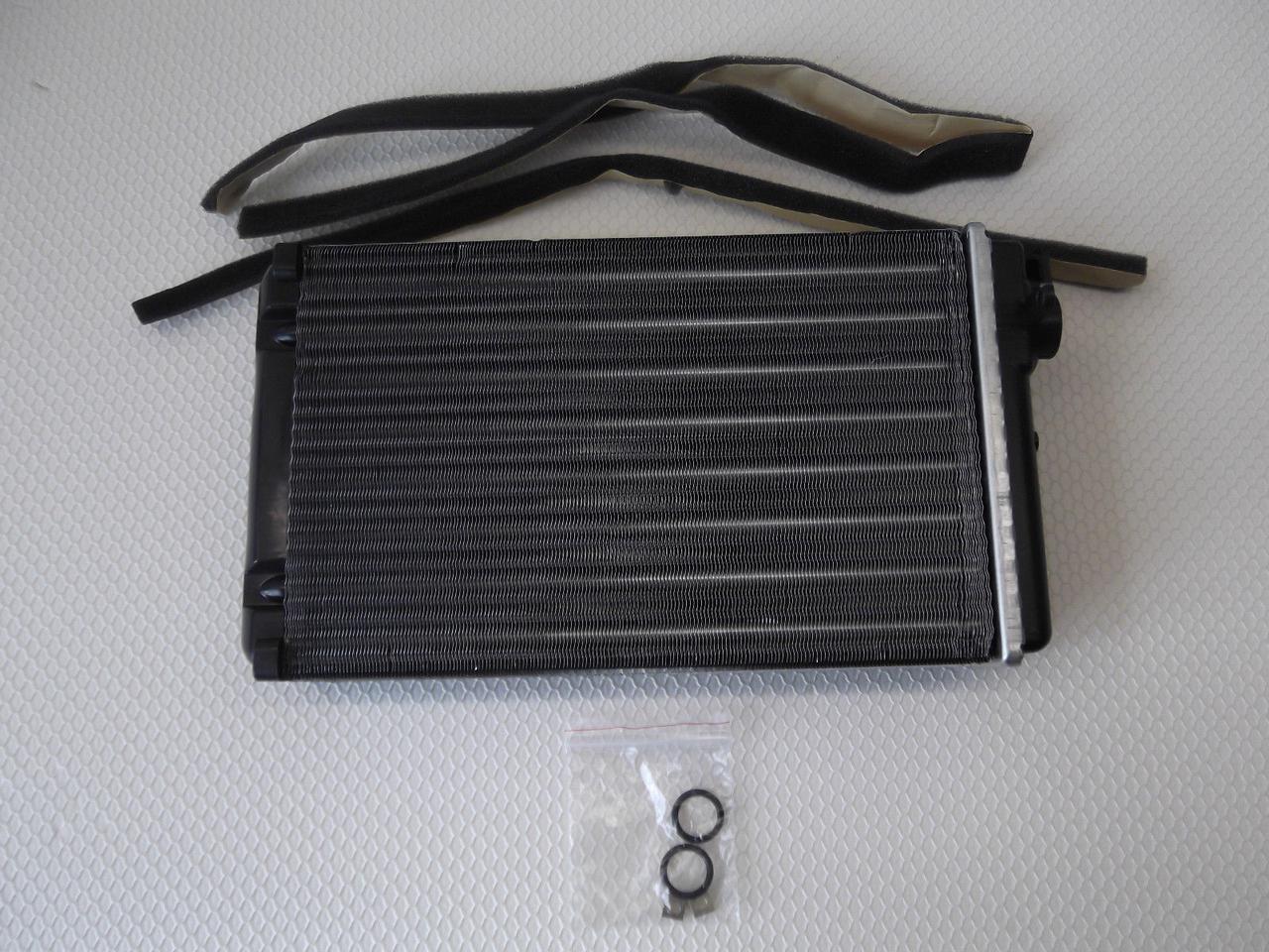 Радиатор печки Opel Omega A 1986-1994 (245*160мм по сотах) KEMP