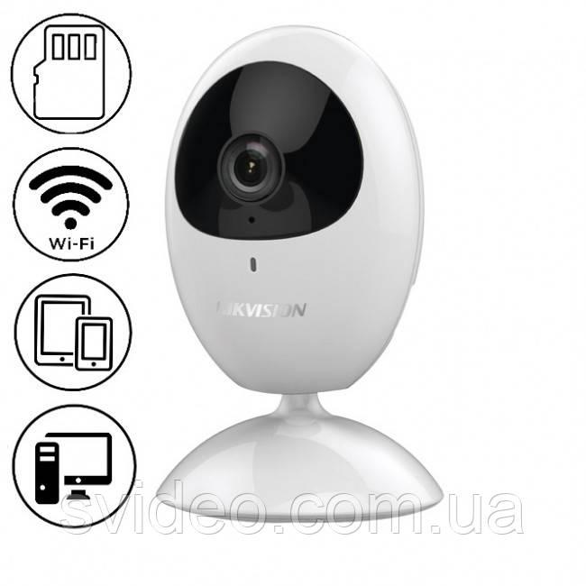 Домашняя Wi FI IP-камера HIKVISION DS-2CV2U01FD-IW (2.8 мм)