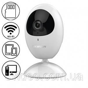 Домашняя Wi FI IP-камера HIKVISION DS-2CV2U01FD-IW (2.8 мм), фото 2