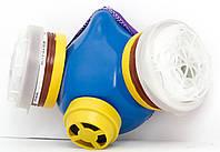 Респиратор Тополь марка А1Р1 (комплект с фильтрами) Горловка