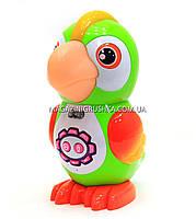 Интерактивная игрушка умный попугай арт. 7496. Детские аудиосказки, стихи, песни и скороговорки, фото 5