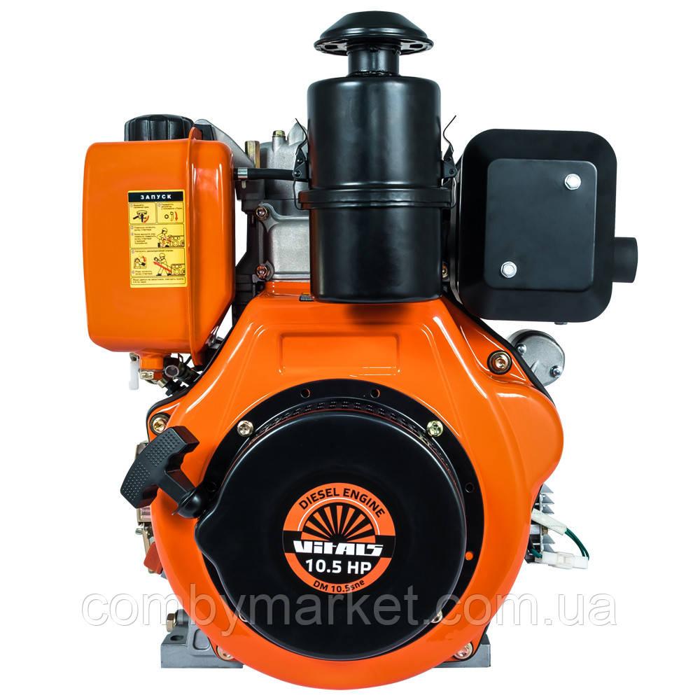 Двигатель Vitals DM 10.5sne, 10,5 л.с.