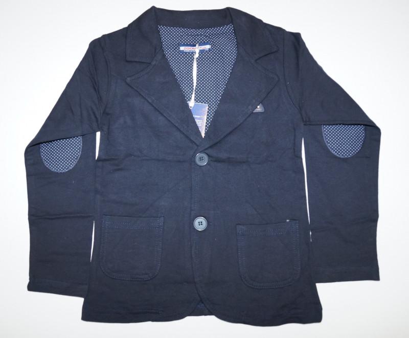Пиджак трикотажный для мальчика подростка
