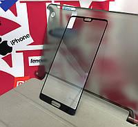 Защитное стекло для Huawei P20 3D Black черное