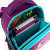 Школьный каркасный рюкзак Rachael Hale. Дышащая спинка, умный органайзер. Доставка бесплатно., фото 10