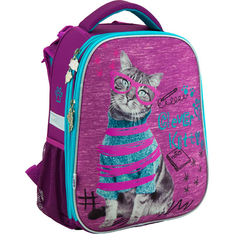 Школьный каркасный рюкзак Rachael Hale. Дышащая спинка, умный органайзер. Доставка бесплатно.