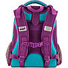 Школьный каркасный рюкзак Rachael Hale. Дышащая спинка, умный органайзер. Доставка бесплатно., фото 4