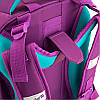 Школьный каркасный рюкзак Rachael Hale. Дышащая спинка, умный органайзер. Доставка бесплатно., фото 9