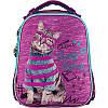 Школьный каркасный рюкзак Rachael Hale. Дышащая спинка, умный органайзер. Доставка бесплатно., фото 2