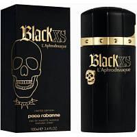 Paco Rabanne Black XS L'Aphrodisiaque for Men (Пако Рабанна Блэк ИксЭс Афродизиак Мен), туалетная вода,100 ml, фото 1