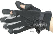Перчатки флисовые Konger №2