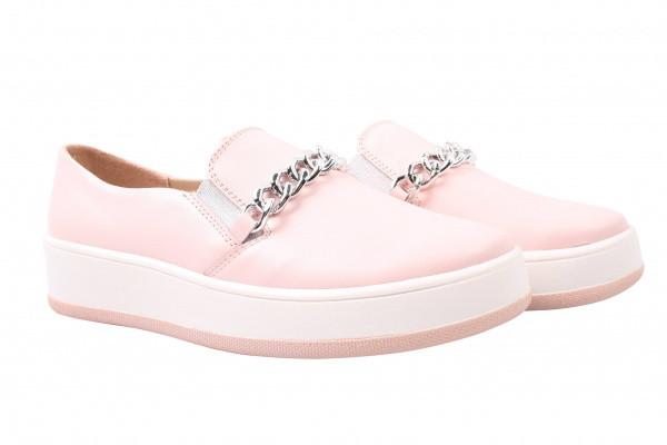 Туфли комфорт Bandinelli натуральная кожа, цвет розовый, фото 1