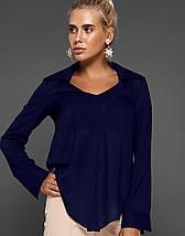 Женская блузка с асимметричным низом (Октавия jd), фото 3