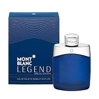 Mont Blanc Legend Special Edition (Монт Бланк Легенд Спешл Эдишн), туалетная вода, 100 ml