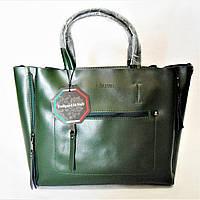 Женская сумочка CELINE кожа зеленого цвета ВНН-400331, фото 1