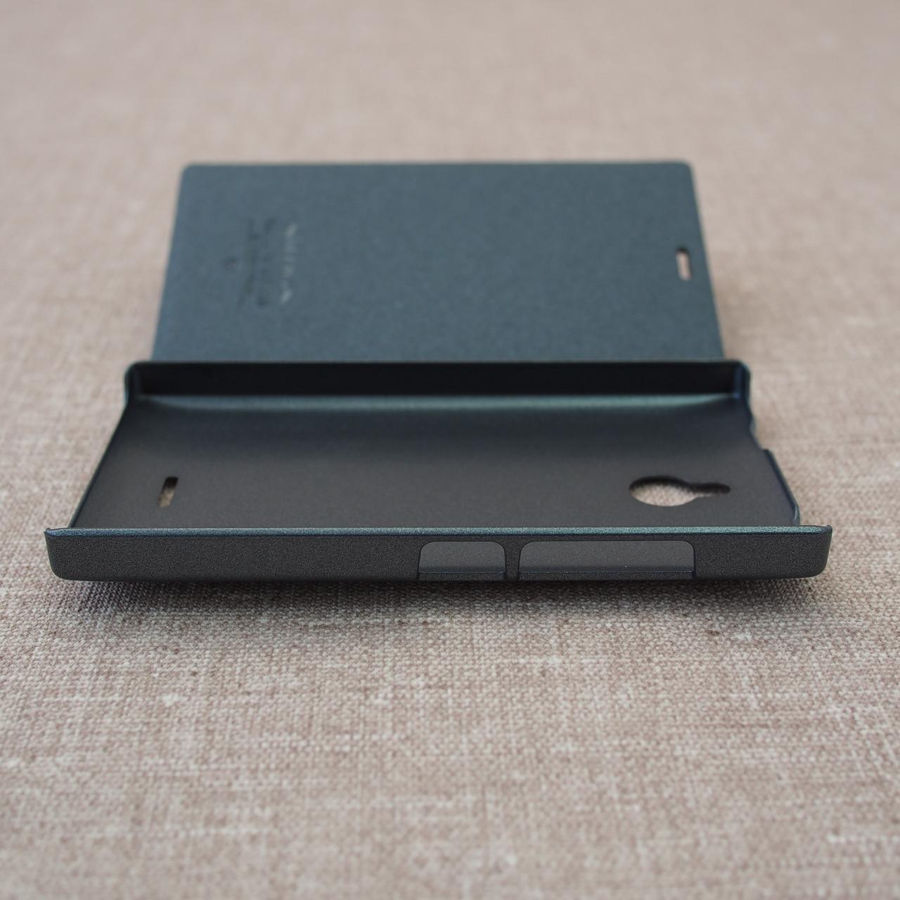 Nillkin Sparkle Nokia X2 black Для телефона