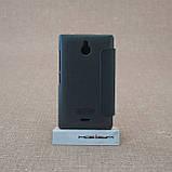 Чехол Nillkin Sparkle Nokia X2 black EAN/UPC: 6956473289210, фото 2