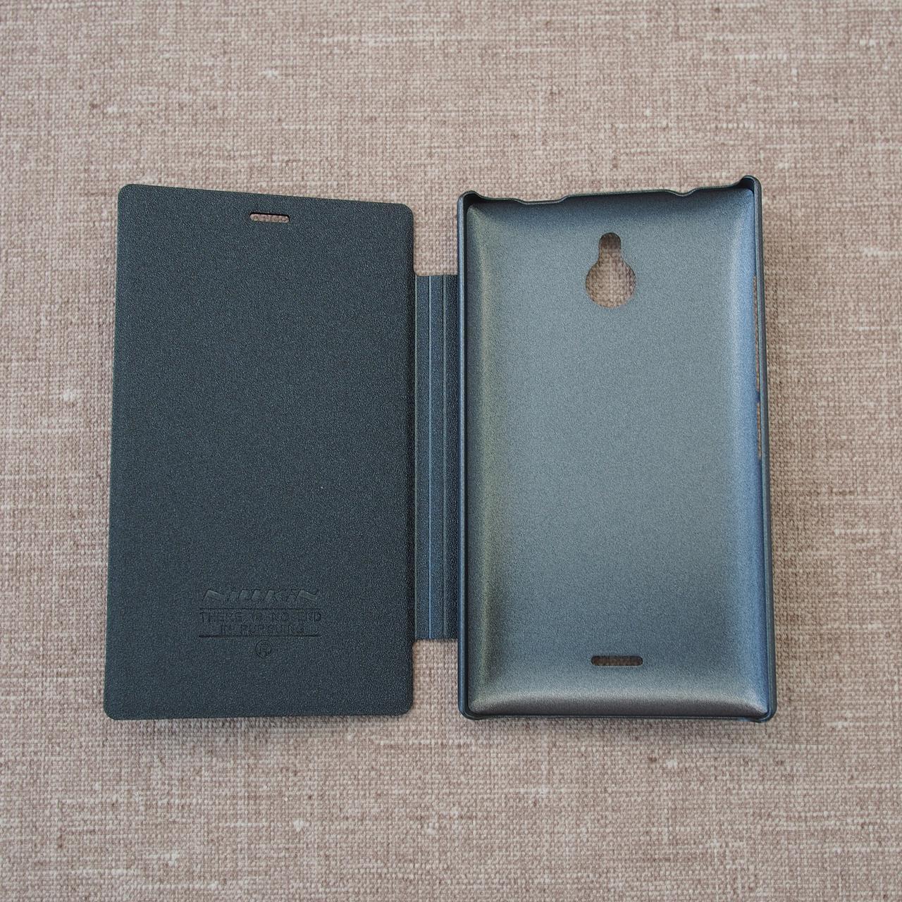 Чехлы для Nokia Nillkin Sparkle X2 black