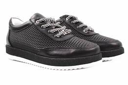 Туфли комфорт Alpino натуральная кожа, цвет черный