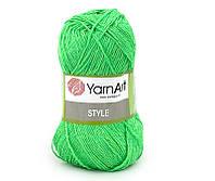 Пряжа YarnArt Style 663