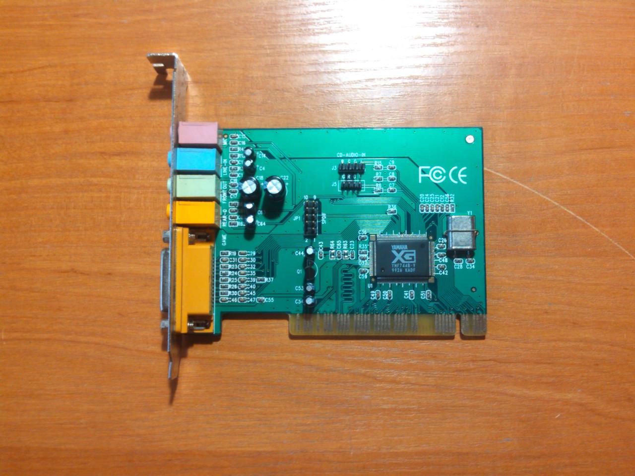 Yamaha A-Y744 4.0 PCI Гарантія!