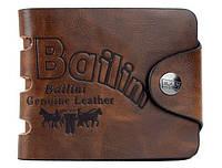 Мужской кошелек портмоне Bailini Horse
