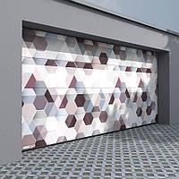 Гаражные ворота kruzik 2600x2250