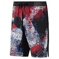 Мужские шорты Reebok Epic Print (Артикул: DM7696), фото 1