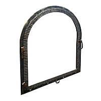 Дверь камина арка НСК Пирамида 500*1000