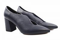 Туфли комфорт Bravo Moda натуральная кожа, цвет синий