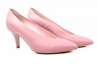 Туфли комфорт Bravo Moda натуральная кожа, цвет розовый