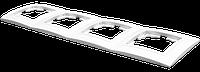 Рамка четырехместная   FE-4