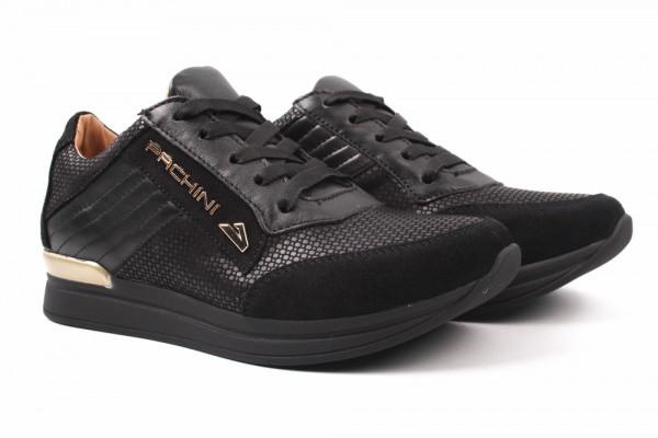 Кроссовки Carlo Pachini комбинированные, цвет черный