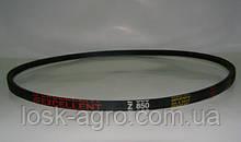 Ремінь приводний клиновий Z-850 Про-850