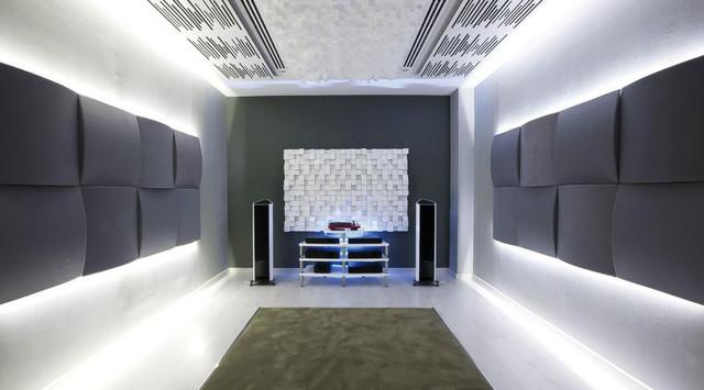Vicoustic Cinema Round звукопоглощающая панель