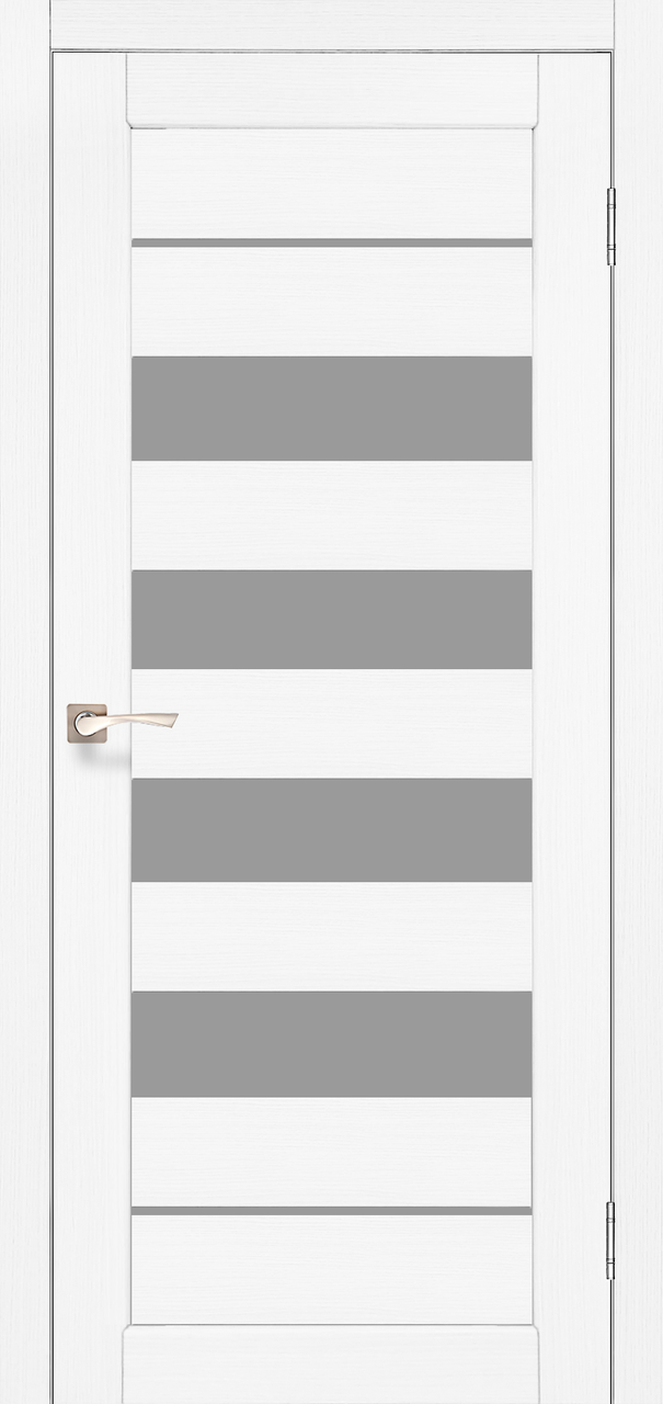 Двери Korfad PND-03 Ясень белый